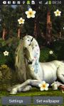 Unicorn Live Wallpapers screenshot 2/6