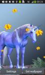 Unicorn Live Wallpapers screenshot 3/6