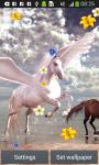 Unicorn Live Wallpapers screenshot 4/6