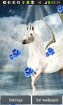 Unicorn Live Wallpapers screenshot 5/6