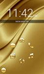 Golden Theme screenshot 1/6
