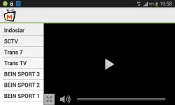 Mivo TV Channels Indonesia screenshot 1/6
