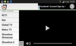 Mivo TV Channels Indonesia screenshot 2/6