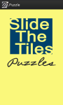 Slide The Tiles-Puzzles screenshot 1/6