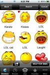 ALL 2D&3D Emoticons+Emoji PRO For MMS,EMAIL,IM! screenshot 1/1