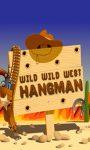 Wild Wild West Hangman screenshot 1/6