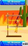 Wild Wild West Hangman screenshot 3/6