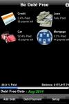 Be Debt Free screenshot 1/1