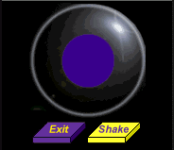 Q-Magic 8-Ball screenshot 1/1