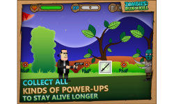 Zombies: Run or Kill - zombie shooter game screenshot 4/6