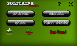 Solitair Classics screenshot 3/6