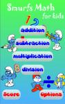 Smurfs Math screenshot 1/5