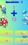 Smurfs Math screenshot 2/5