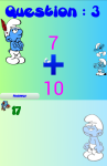 Smurfs Math screenshot 5/5