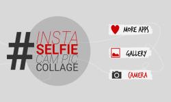 Insta Selfie Cam Pic Collage screenshot 1/6