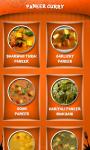 Paneer Recipes - veg food screenshot 4/4