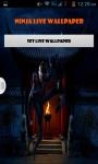 Ninja Live Wallpaper Best screenshot 1/4