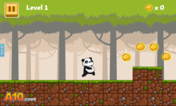 Running Panda screenshot 2/6