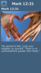 Bible Verses About Love screenshot 3/6