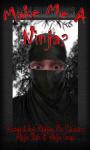 Make Me A Ninja - Assassin screenshot 1/1