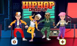 Hip Hop Fashion Stars Dress Up screenshot 5/5
