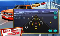 Moto stunt Racing screenshot 1/4