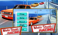 Moto stunt Racing screenshot 2/4