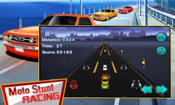 Moto stunt Racing screenshot 3/4