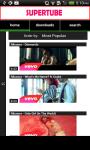 Supertube Youtube Downloader screenshot 2/6