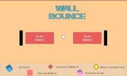Wall Bounce screenshot 1/5