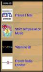 French FM Radio screenshot 3/3