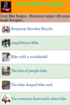 Crazy Bike Designs screenshot 2/3