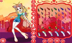 Monster High Luna Mothews screenshot 2/4
