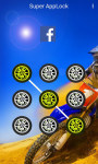 Motocross Applock Theme screenshot 5/6