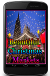 Beautiful Christmas Markets screenshot 1/3