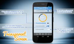 Free Transparent Screen Launcher screenshot 1/3