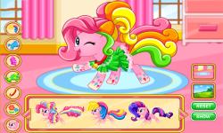 Pinkie Pie Power Style Dress Up screenshot 1/3