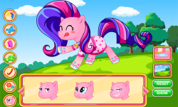 Pinkie Pie Power Style Dress Up screenshot 3/3
