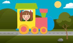 Train Puzzles screenshot 1/6