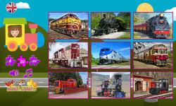 Train Puzzles screenshot 2/6