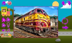 Train Puzzles screenshot 4/6