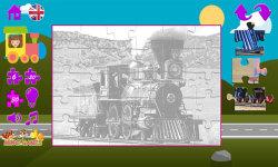 Train Puzzles screenshot 5/6