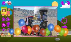 Train Puzzles screenshot 6/6