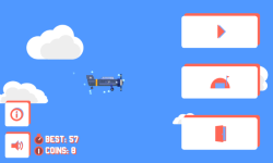 Sky Delivery - endless arcade screenshot 1/5