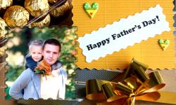 Fathers Day Photo Frames screenshot 1/6