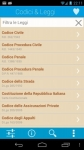 Codici e Leggi Completo total screenshot 2/6