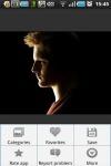 Cool Josh Hutcherson wallpapers screenshot 1/2