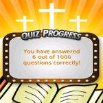 FreePlay Bible Quiz Lite screenshot 2/2
