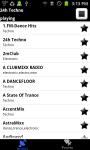 Techno Radio  Pro screenshot 2/3