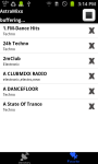 Techno Radio  Pro screenshot 3/3